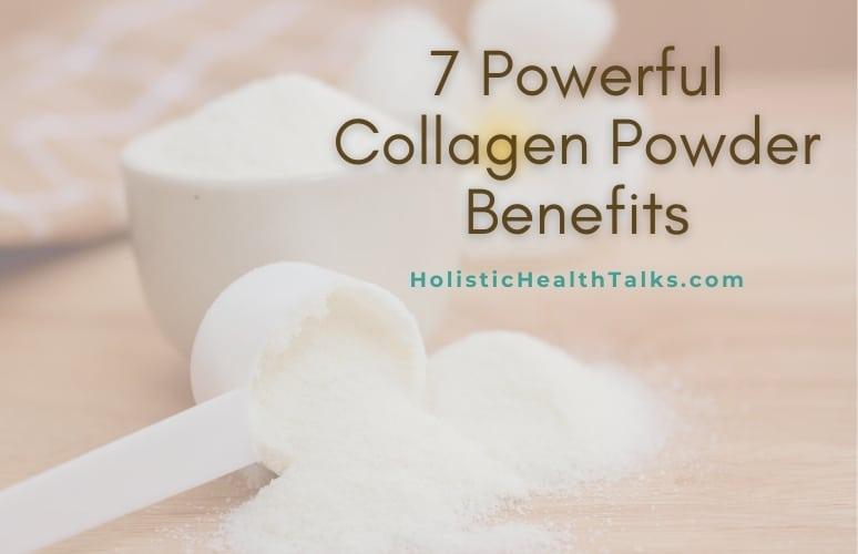 Collagen Powder Benefits