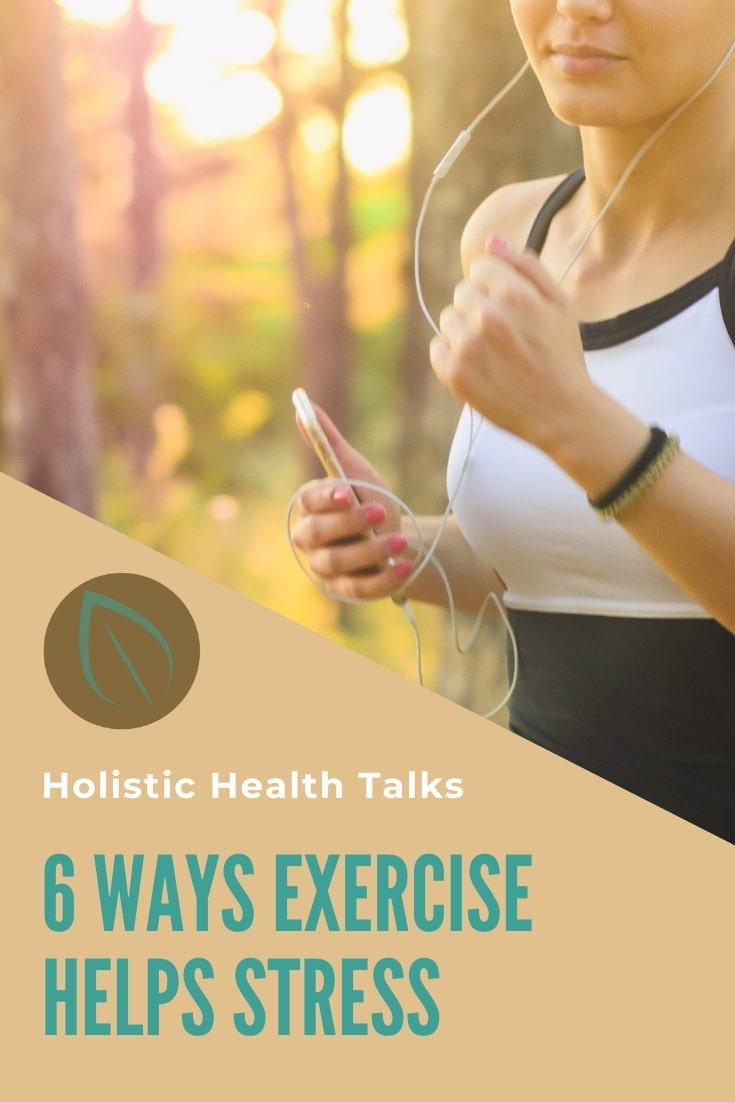 how can exercise help stress