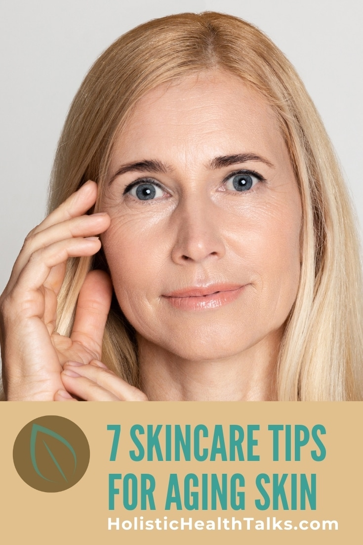 Aging Skincare tips - skincare tips for aging skin