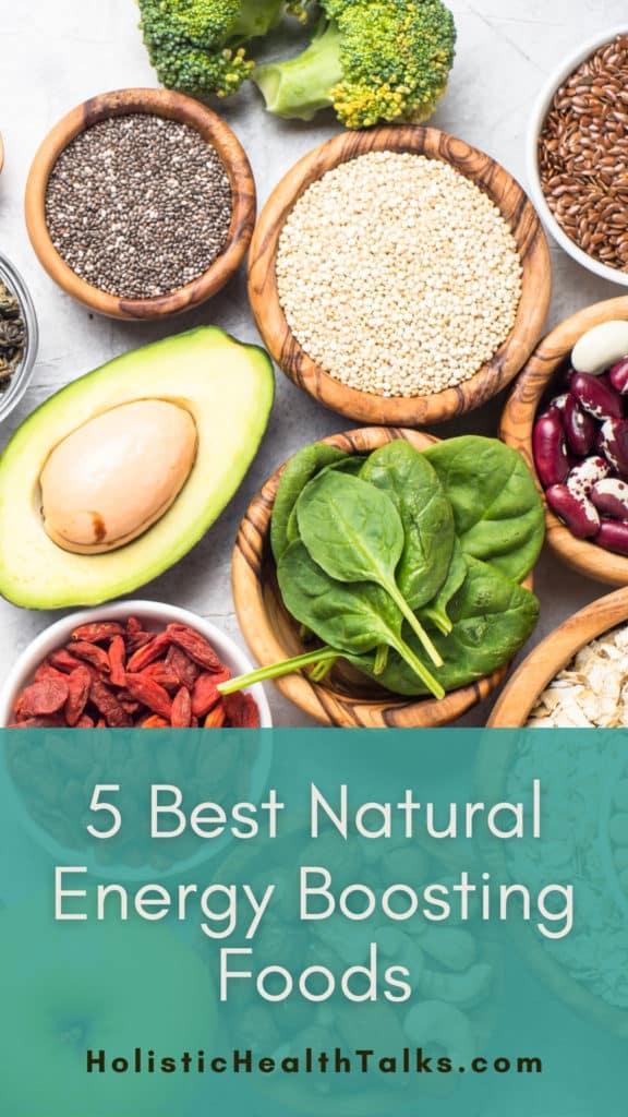 Best Natural Energy Boosting Foods