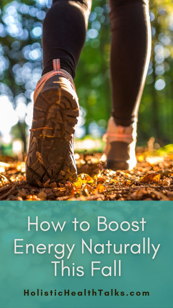 How to Boost Energy Naturally This Fall Pinterest Pin
