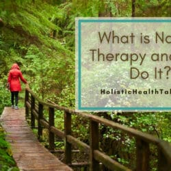 What is Nature Therapy